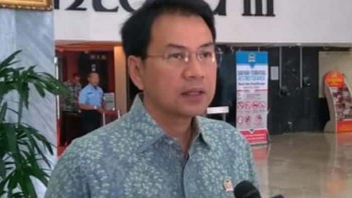 Azis Tegaskan DPR RI Selalu Berpedoman Tegak Lurus pada Pancasila