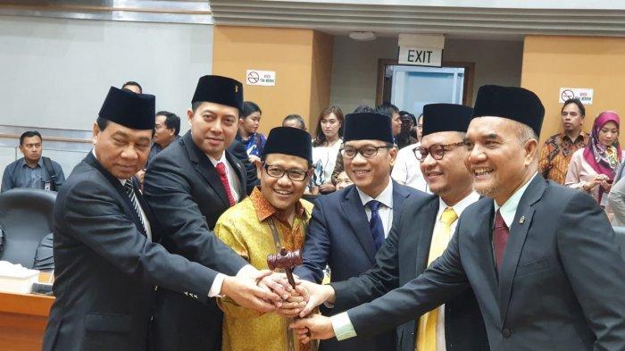 Cak Imin Pimpin Pelantikan Komisi Pendidikan DPR
