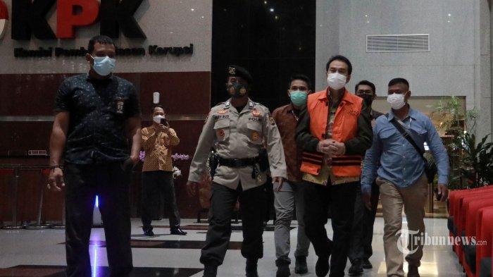 Azis Syamsuddin Menyuap Eks Penyidik KPK AKP Robin Pattuju dan Advokat Maskur Husain Rp3,1 Miliar