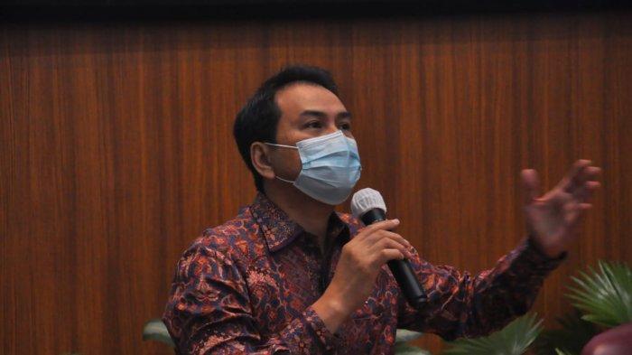 Wakil Ketua DPR RI Azis Syamsuddin___