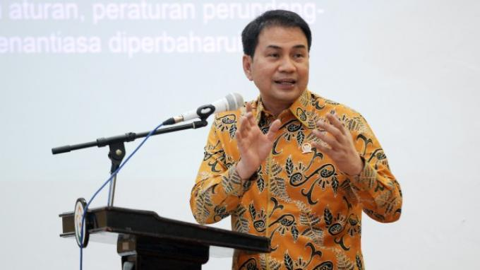 Azis Syamsuddin Dukung Jokowi Dalam Program Reforma Agraria