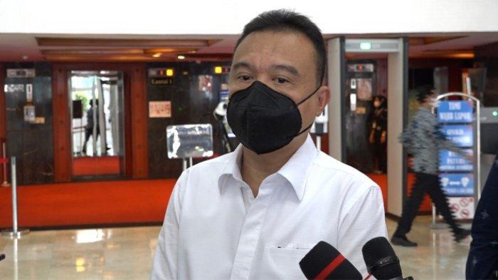 Azis Syamsuddin Dikabarkan Tersangka, Pimpinan DPR: Asas Praduga Tak Bersalah, Jangan Berandai-andai