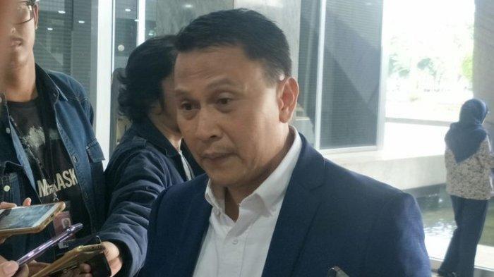 Wakil Ketua Komisi II Mardani Ali Sera di Kompleks Parlemen, Senayan, Jakarta, Senin (8/7/2019).