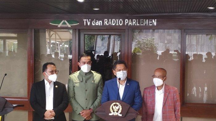 Kirim Surat ke Pimpinan DPR, Komisi III Berharap Komjen Listyo Sigit Cepat Dilantik Jadi Kapolri