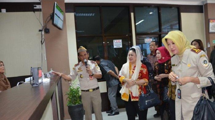 Kunjungan Kerja Ke Balikpapan, Titik Soeharto : Balai Karantina Pertanian Berfungsi Strategis