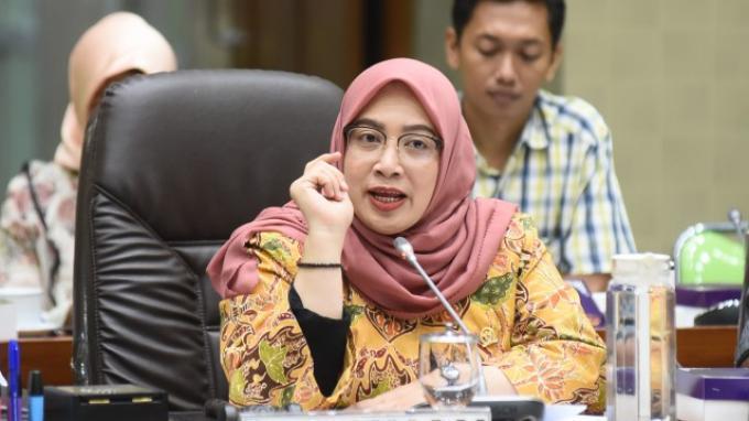 Wakil Ketua Komisi IX DPR RI Nihayatul Wafiroh