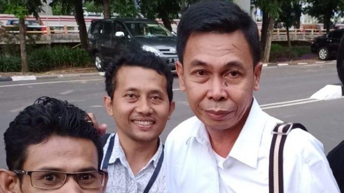 Wakil Ketua KPK 2019-2023 Nawawi Pamolango