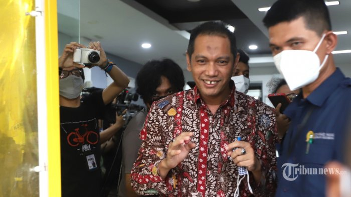 Wakil Ketua KPK Nurul Ghufron Diam Ditanya Komnas HAM Soal Materi Tes Wawasan Kebangsaan