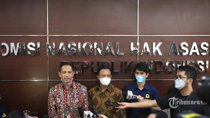 KPK: Cukup Nurul Ghufron yang Temui Komnas HAM