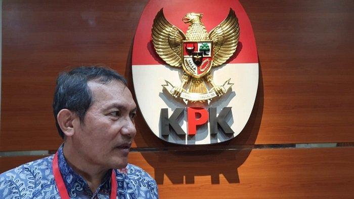 Wakil Ketua KPK, Saut Situmorang, di Gedung Merah Putih KPK, Jakarta, Senin (29/7/2019).