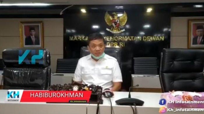 Wakil Ketua Mahkamah Kehormatan Dewan (MKD) DPR RI, Habiburokhman S.H, M.H mengungkapkan unggahan Krisdayanti di media sosial masih belum melanggar kode etik.