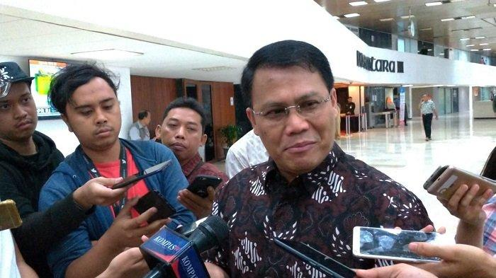 Wakil Ketua MPR fraksi PDI Perjuangan Ahmad Basarah.