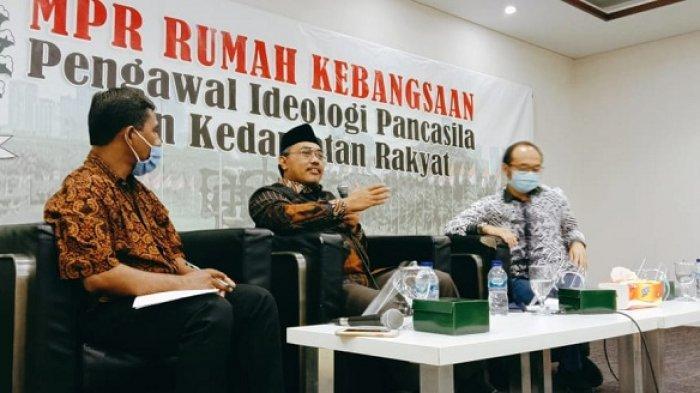 Kepercayaan Publik Terhadap MPR Tinggi, Jazilul Fawaid: MPR Sebagai Perekat Bangsa Didukung Rakyat