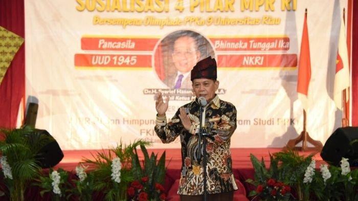 Syarief Hasan Apresiasi Langkah Panglima TNI Copot Danlanud-Dansatpom Merauke