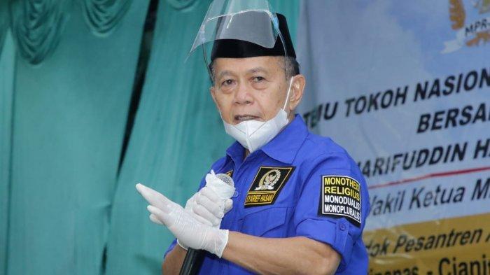 Laut China Selatan Kian Memanas, Wakil Ketua MPR: Indonesia Harus Tetap Siap Siaga