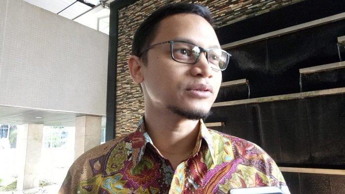 Wakil Ketua Umum PAN Hanafi Rais di Kompleks Parlemen, Senayan, Jakarta, Jumat (19/7/2019).