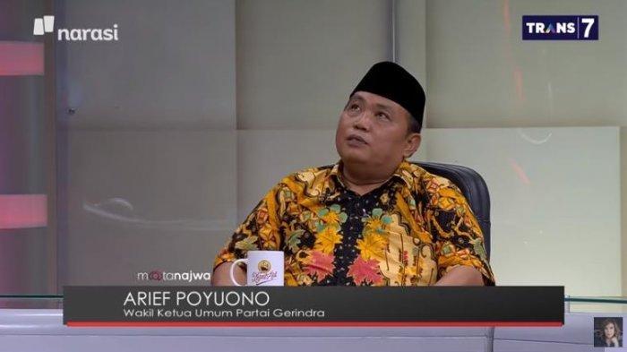 Wakil Ketua Umum Partai Gerindra, Arief Poyuono justru menilai Presiden Joko Widodo (Jokowi) tak meluapkan kemarahannya pada para menteri dalam sidang kabinet beberapa waktu lalu.