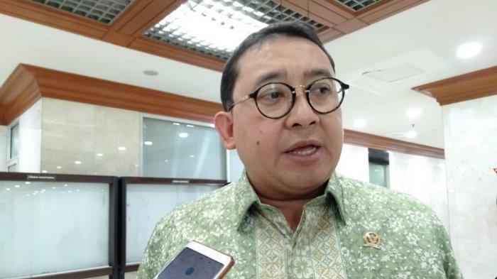 Wakil Ketua Umum Partai Gerindra Fadli Zon di Kompleks Parlemen, Senayan, Jakarta, Rabu (5/2/2020).