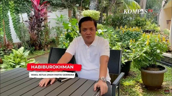 Wakil Ketua Umum Partai Gerindra, Habiburokhman aa