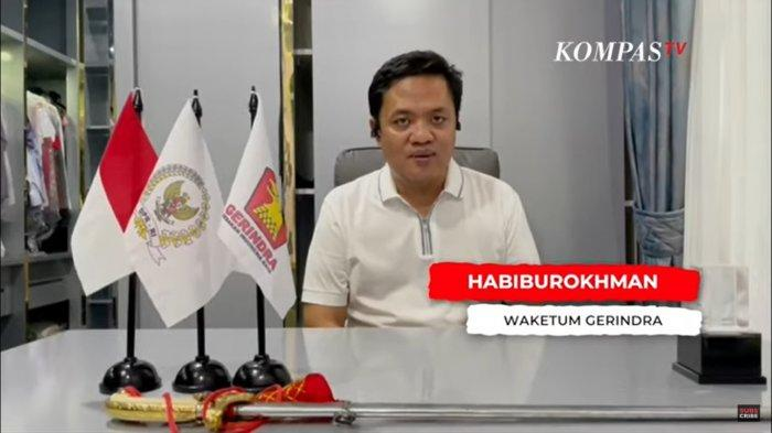 Wakil Ketua Umum Partai Gerindra, Habiburokhman