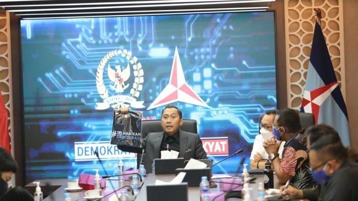 Wakil Ketua Umum PD Edhie Baskoro Yudhoyono 1