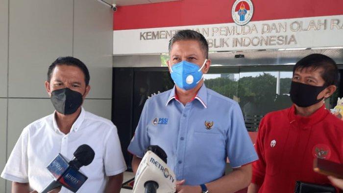 Iwan Budianto Benarkan PSSI Lapor ke Menpora Soal Batalnya Laga Uji Coba Timnas U-23