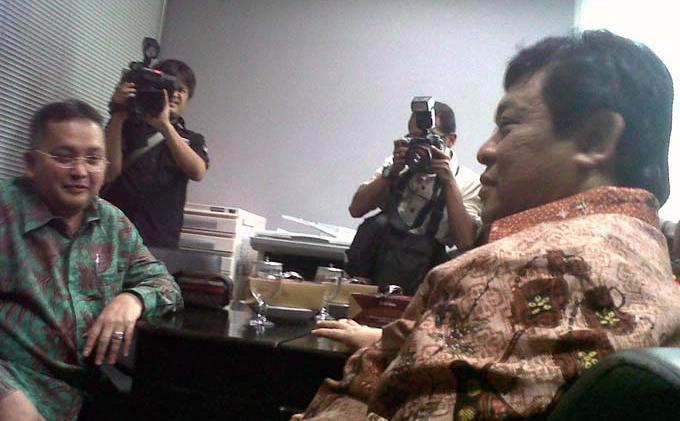 BK DPR Kecewa Keterangan Wakil Ketua KY