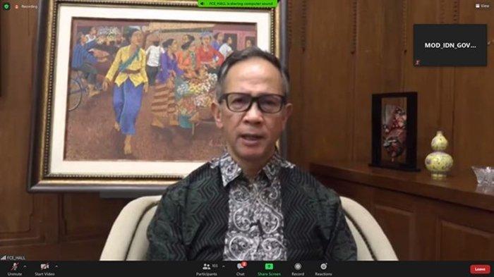 Wamenlu Mahendra Siregar Lepas Ekspor Perdana 1,5 Ton Kopi Asli Indonesia ke Jerman