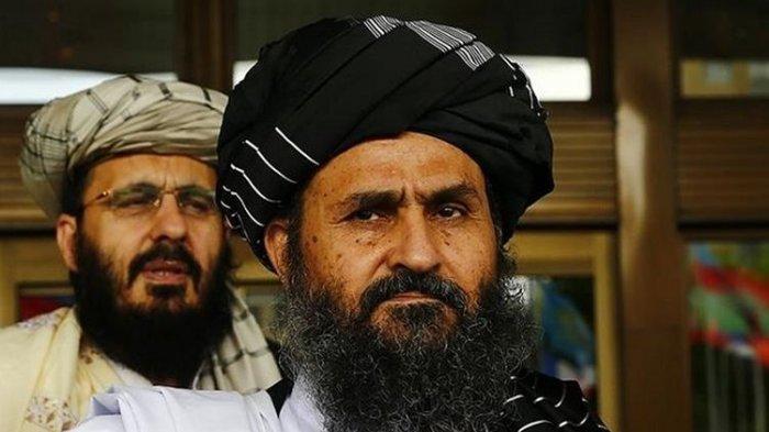 Wakil Pemimpin Taliban Mullah Abdul Ghani Baradar