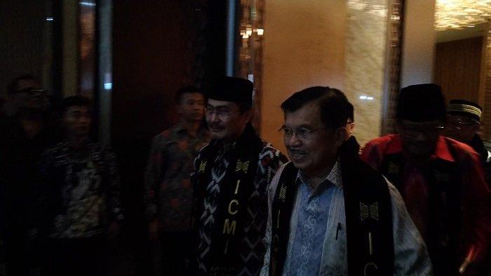 Jusuf Kalla Ungkap Soal Pertemuannya dengan Prabowo Mei Lalu, Pertanyaan Ini Jadi Pembuka