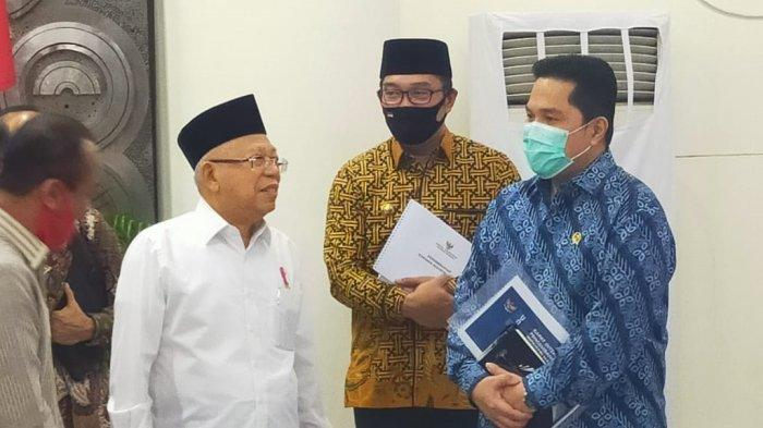 Bank BUMN Syariah Akan Dimerger, Ditargetkan Tuntas Februari 2021