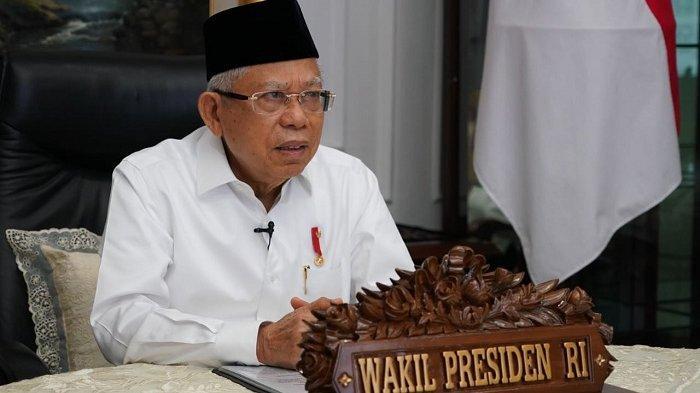 Indeks Literasi Syariah Masih Rendah, Wapres Ma'ruf Amin Minta LinkAja Maksimalkan Peran