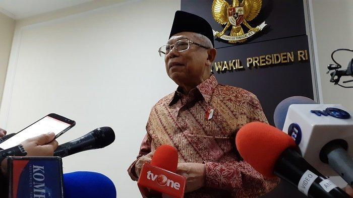 Respons Ma'ruf Amin Sikapi Temuan PPATK Soal Rekening Kasino Milik Kepala Daerah