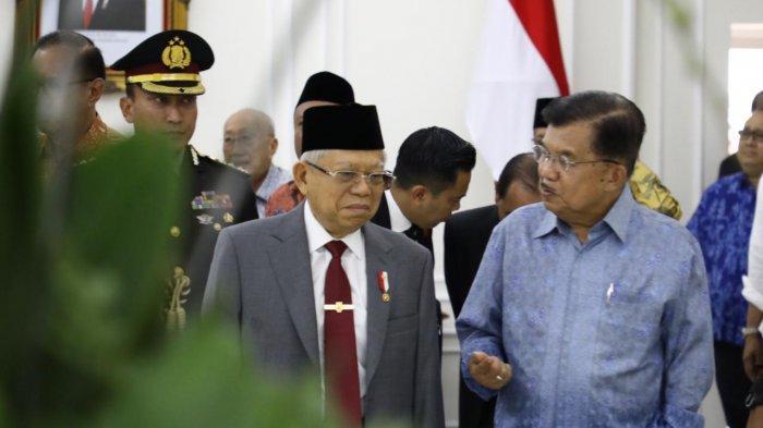 Pamor Maruf Amin Rendah, M Qodari Soroti Latar Belakang Wapres: Pak JK Lebih 'Lincah'