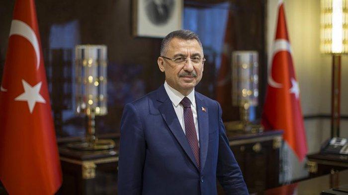 Wakil Presiden Turki Fuat Oktay