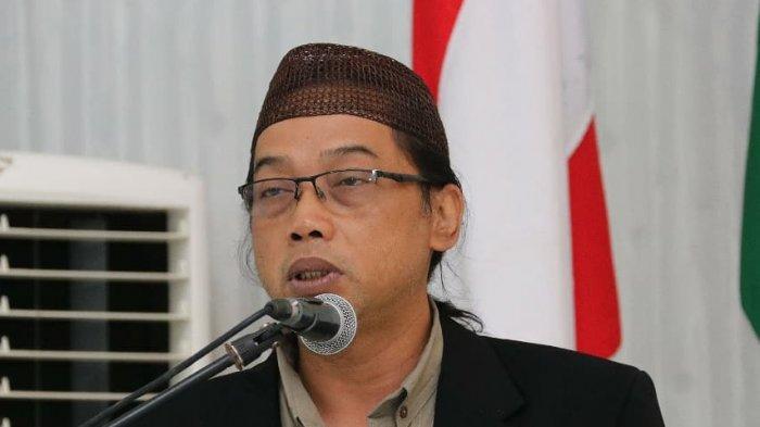 Wakil Rektor IAIN Surakarta sekaligus Dosen Tasawuf IAIN Surakarta, Dr Syamsul Bakri.