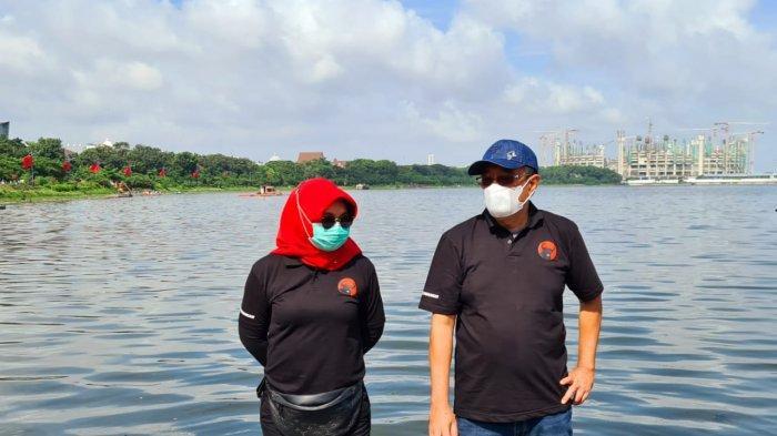Banjir Terjang Ibu Kota, Perahu Karet dan Dapur Umum Baguna PDIP Diterjunkan