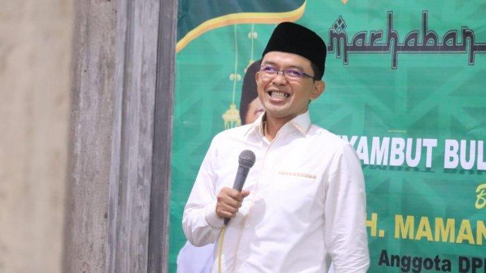 Wakil Sekretaris Dewan Syuro Partai Kebangkitan Bangsa (PKB), Maman Imanulhaq.