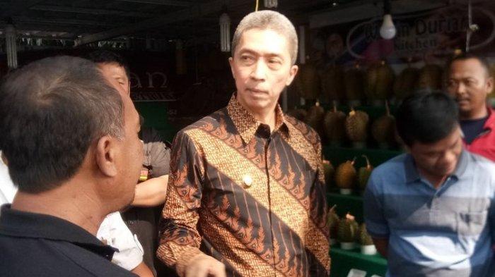 Wakil Wali Kota Bogor Dedie Rachim.