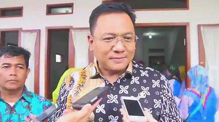 Wakil Wali Kota Depok Pradi Supriatna