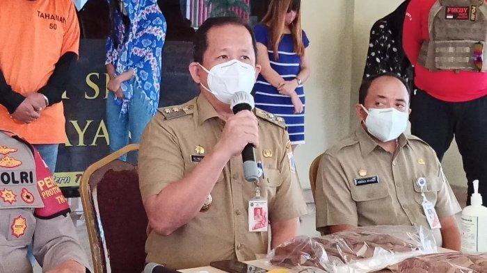 Digerebek Polisi, Panti Pijat Plus-plus di Kelapa Gading Juga Kena Denda Maksimal dari Pemkot Jakut