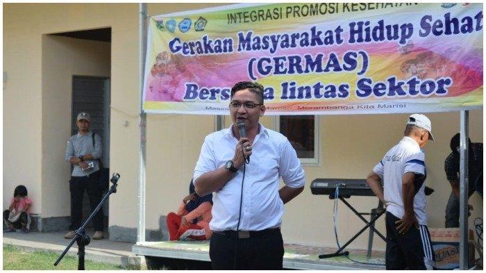 Wakil Wali Kota Palu Pasha Ungu Ajak Emak-emak Olahraga Pagi Tiap Jumat
