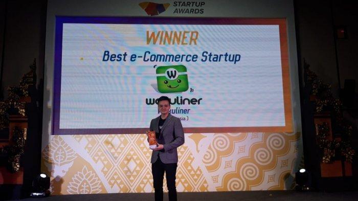 Wakuliner Raih Best e-Commerce Startup se-ASEAN di Rice Bowl Startup Awards 2019