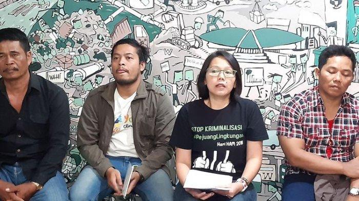 Walhi: Ada 146 Dugaan Kriminalisasi Terhadap Pejuang Lingkungan Hidup Sepanjang 2014-2019