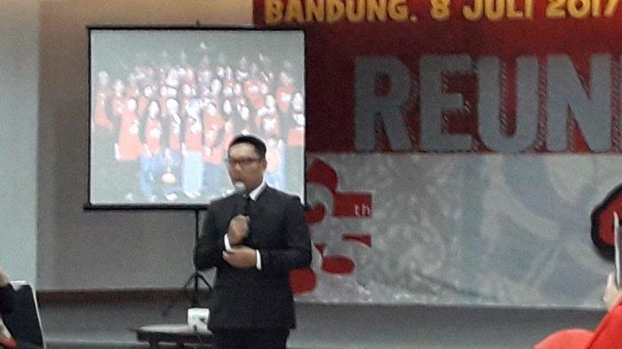 Semula Hanya Foto-foto di Balai Kota, Ridwan Kamil Kesampaian Memimpin Bandung