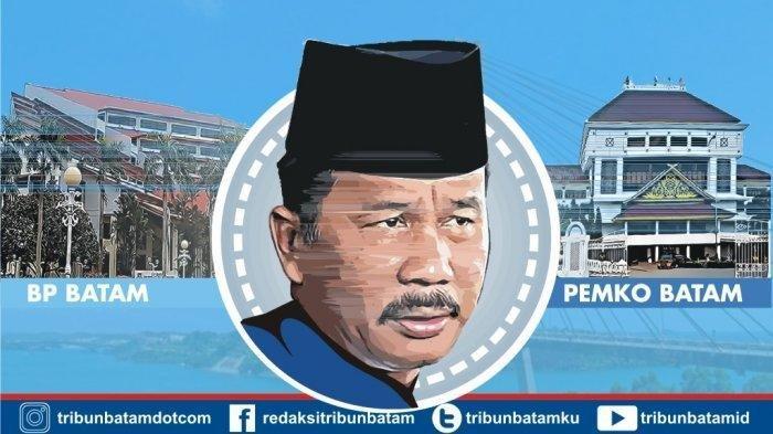 Wali Kota Batam Muhammad Rudi Daftar Pilgub Kepri 2020