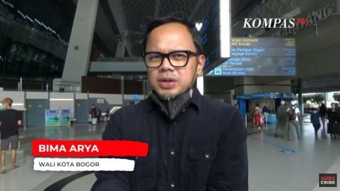 Wali Kota Bogor Bima Arya menjadi orang dalam pemantauan (ODP) terkait virus Corona setelah lakukan kunjungan kerja ke Turki dan Azerbaijan.