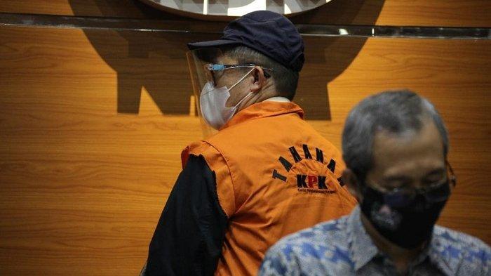KPK Tahan Wali Kota Dumai Zulkifli Adnan Singkah di Rutan Polres Metro Jakarta Timur