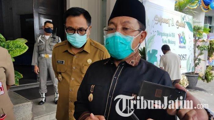 BREAKING NEWS: Wali Kota Malang Sutiaji Positif Covid-19