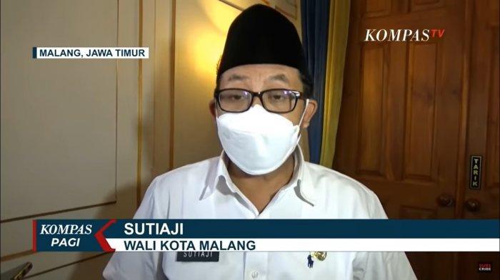 Wali Kota Malang, Sutiaji dd